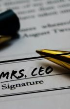 Mrs.CEO by Skylar0909