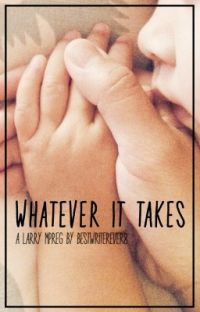 Whatever It Takes ~ larry mpreg au cover