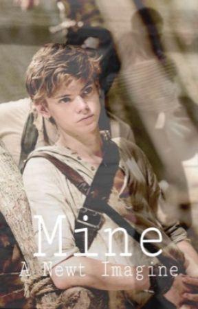 Mine - A Newt Imagine by xlettie