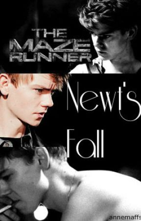 The Maze Runner: Newt's Fall by annemaffs