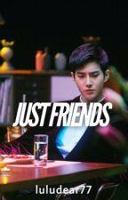 Just Friends; Kim Joonmyeon by luludear77