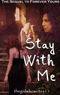 Stay With Me (sequel to Forever Yours) cover