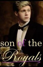 Son of the Royals << n.h. {au} by hel_2034