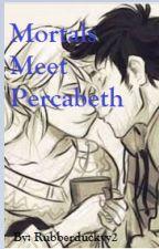 Mortals Meet Percabeth by readergull