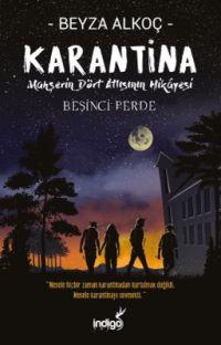 Karantina Serisi cover