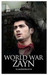 World War Zayn • ZM cover