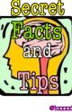 Secret Facts and Tips by questyvans