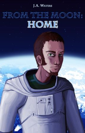 From the Moon: Home by astorite