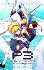 Persona 3 Portable  by nurmeno