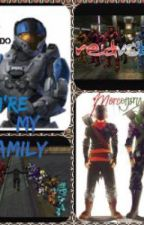 You're my family (UNDER MAJOR EDITING IN NEW BOOK) by bubblenugget125