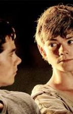 Please No ( Maze Runner - Newt X Thomas ) by SepticMisfit
