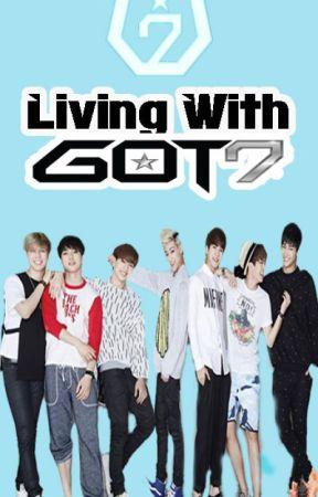 [GOT7 FF] Living With GOT7 by iridescenthd
