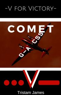 V for Victory - COMET cover