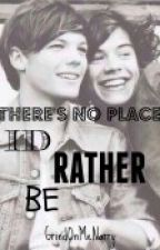 There's No Place I'd Rather Be - Larry Stylinson A/B/O Smut by GrindOnMeLarry