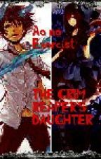 Ao no Exorcist:The Grim Reaper's Daughter by akaneoAo