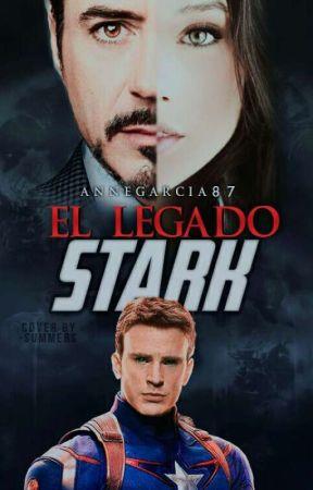 El legado Stark © #premiossugar2017 by AnneGarcia87