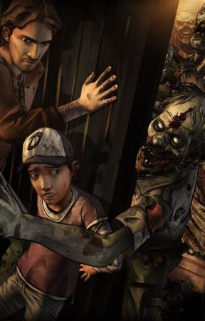 Moving on (the walking dead game, luke) by _weirdfangirl_