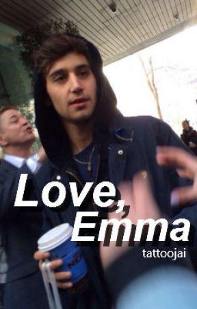 love, emma | j.brooks by tattoojai