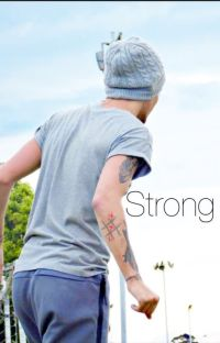 Strong (Louis Tomlinson's Cancer story) cover