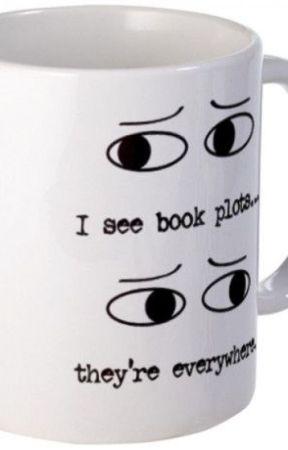 Book Plots by TheRavenProphet