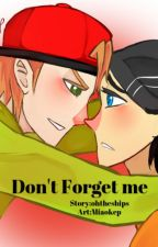 [KevEdd] Don't forget me (Boyxboy) by ohtheships