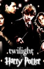Apart Of Two Worlds~Harry Potter Twilight Crossover by wattyreader5
