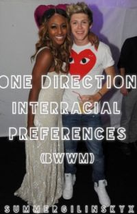 One Direction Interracial Preferences (BWWM) cover