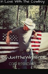 In Love With A Cowboy( Interracial) cover