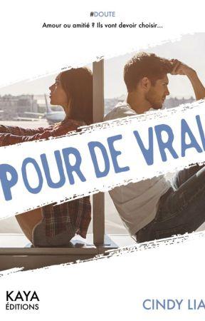 Pour de vrai (Double Je) by cinlia