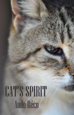 Cat's spirit by Aude-r