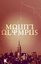 Mount Olympus by city_of_halfbloods