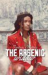 The Arsenic Widow #Wattys2015 (mxm) cover