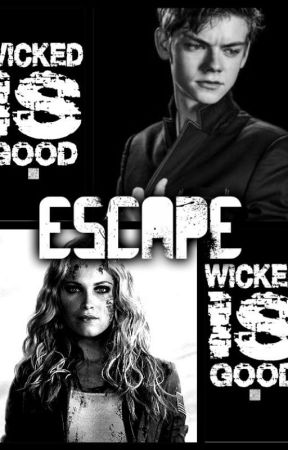 Escape //The Death Cure// by Emilly465
