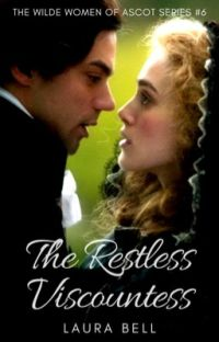 The Restless Viscountess cover
