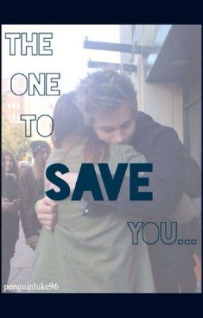 The One To Save You || Luke Hemmings by penguinluke96