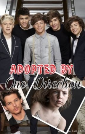 Adopted By One Direction  *COMPLETED* by kmk0410