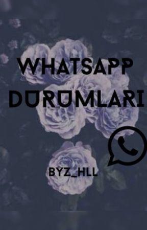 Whatsapp Durumları by byz1306