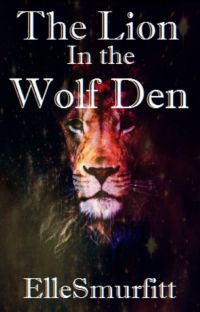 The Lion in the Wolf Den cover
