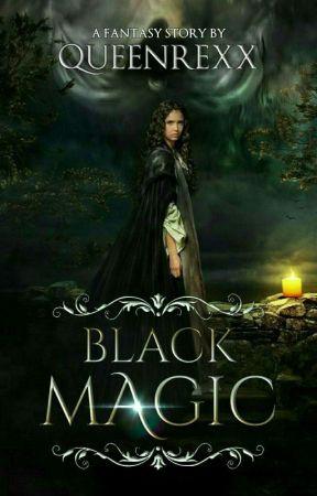 Black Magic by queenrexx
