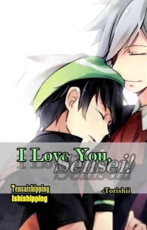 I Love You, Sensei! [Pokemon] Steven x Brendan/Ruby [Yaoi] by Torishii