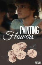 Painting Flowers // Ashton Irwin [au] by rdysasi
