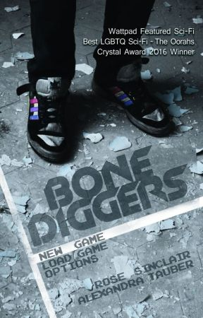 Bone Diggers (Paperback out now!) by ArtOverChaos
