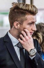 Love at first sight? •Marco Reus• by Juliee_fcbvb