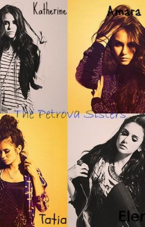 The Petrova Sisters by ichermoso