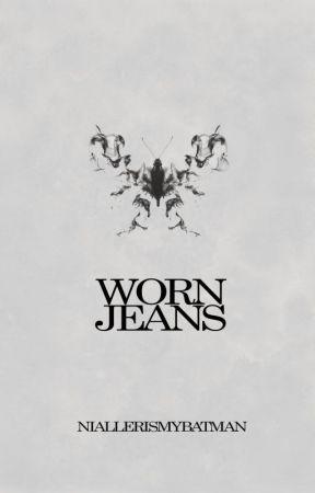 WORN JEANS by Niallerismybatman
