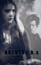 Agents | hs (SLOW UPDATES) by haroldtookachonce