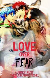Love Over Fear cover