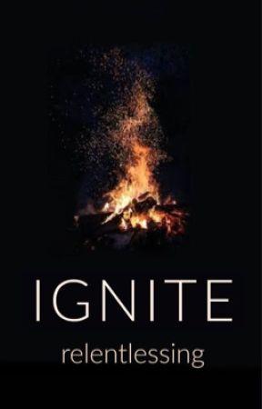 Ignite | PJO by relentlessing