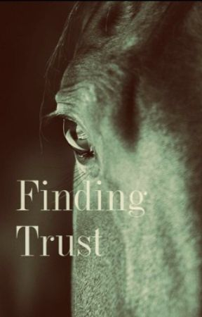 Finding Trust (EDITING) by Lulucanfly