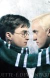 When a Mirror Shatters(Drarry Fanfiction) cover